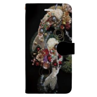 鯉 Book-style smartphone case