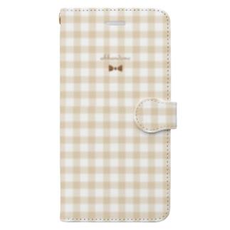 音楽用語とふんわりチェック Book-style smartphone case