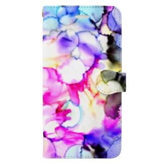 胡蝶の夢 Book-style smartphone case