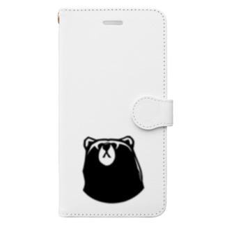 kuma. Book-style smartphone case