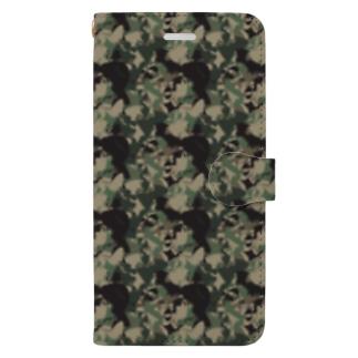 Hartman Warface Camo Book-style smartphone case