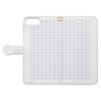 原稿用紙 Book-style smartphone case