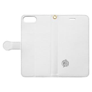 鬼灯 Book-style smartphone case