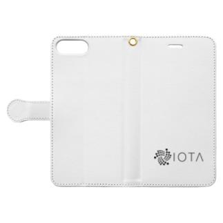 IOTA アイオータ Book style smartphone case
