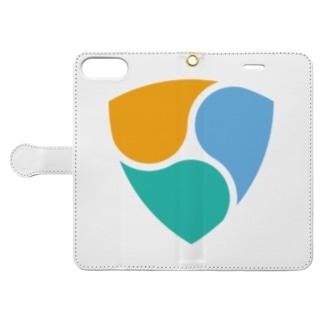 NEM ネム 手帳型スマートフォンケース