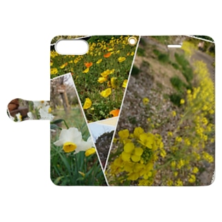 HARUIRO(Y) Book-style smartphone case