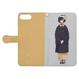 おめかし Book-style smartphone case