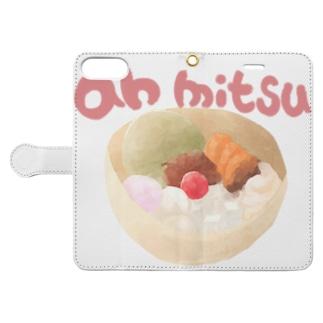 an mitsu Book-style smartphone case