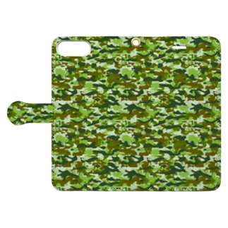 CAMOUFLAGE_FB_2 Book-style smartphone case