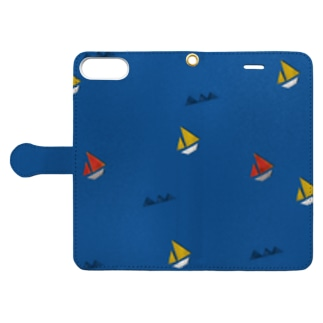SAIL AWAY Book-style smartphone case