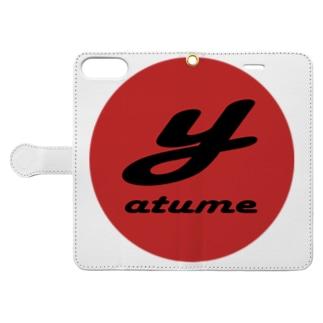 yatume Book-style smartphone case