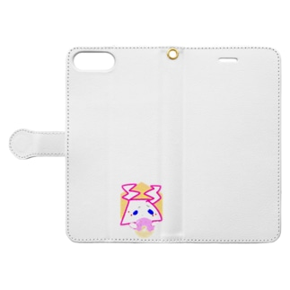 「popn★monster」 guuii(グゥミー) Book-style smartphone case