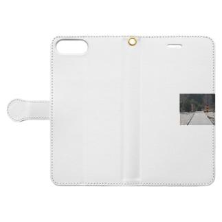 国境  Book-style smartphone case