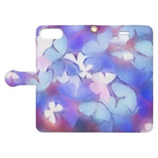 Butterfly(Ⅱ) Book-style smartphone case