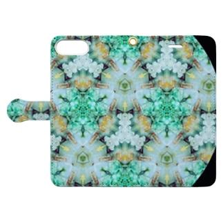 万華鏡(Ⅱ) Book-style smartphone case