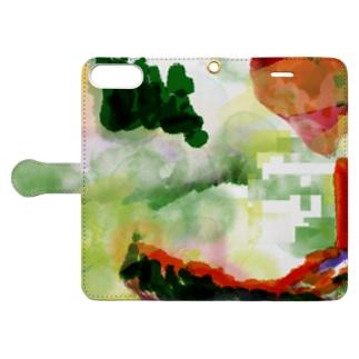 OZE  SUN Book-style smartphone case