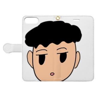 僕 Book-style smartphone case