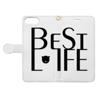 BestLifeグッズ3 Book-style smartphone case