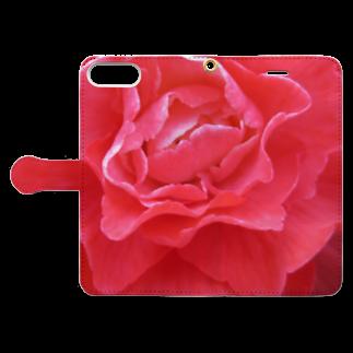 Dreamscapeの探し物を見つけて・・・ Book-style smartphone caseを開いた場合(外側)
