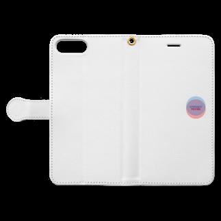 ta3i0yo6のCONSTANT WINNER Book-style smartphone caseを開いた場合(外側)