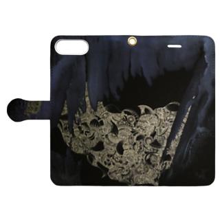 HAKUMEI(薄明) Book-style smartphone case