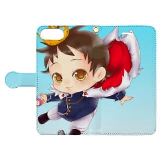 スマホケースかくしゅ★☆ Book-style smartphone case