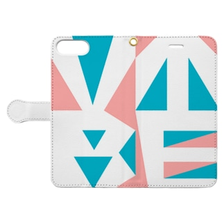 VIBE Book-style smartphone case