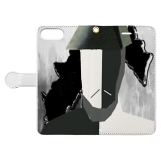 一条兼定2 Book-style smartphone case