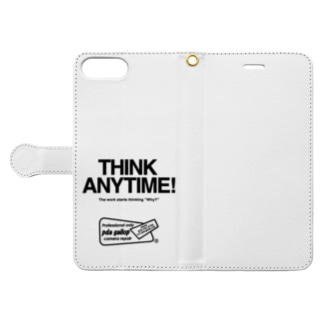 THINK ANY TIME! GOODS Book-style smartphone case