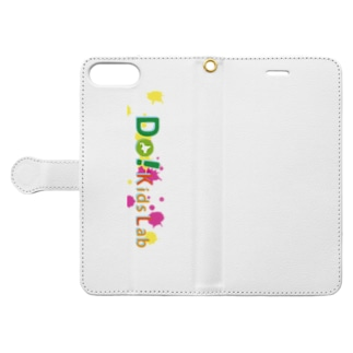 Do! Kids Lab公式 キッズプログラマー iPhoneケース Book-style smartphone case