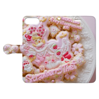 Sweet Cookie Mobile Case Book-style smartphone case