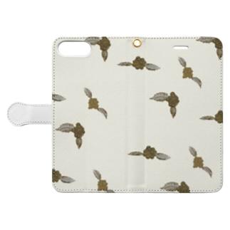 GOLD式部 Book-style smartphone case