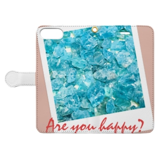 Are you happy? Book-style smartphone case