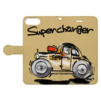 Super charger  Book-Style Smartphone Case