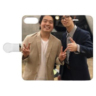 板橋コンビ Book-style smartphone case