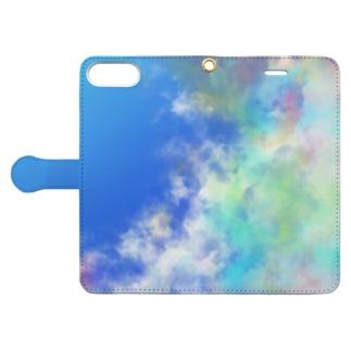 虹雲 Book-Style Smartphone Case