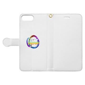 Nizi2 Book-style smartphone case