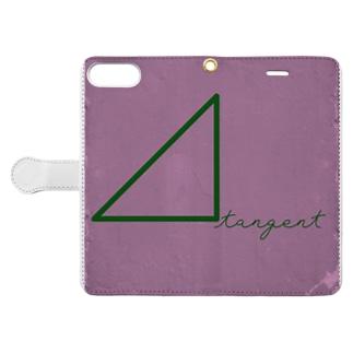 タンゼント Book-style smartphone case