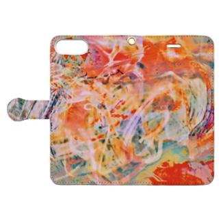 ④④ Book-style smartphone case
