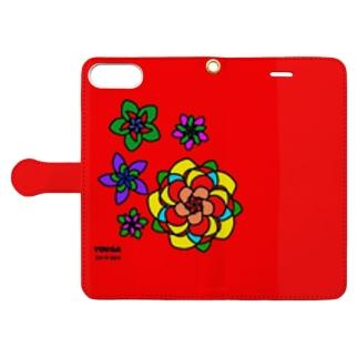 ❉ JAPANESE ❉     赤い国 Book-style smartphone case