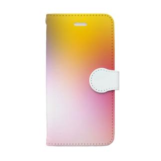 虹 Book-style smartphone case