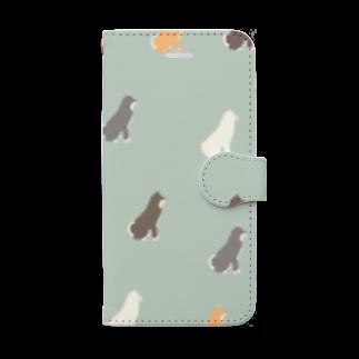 togirouのテスト Book style smartphone case