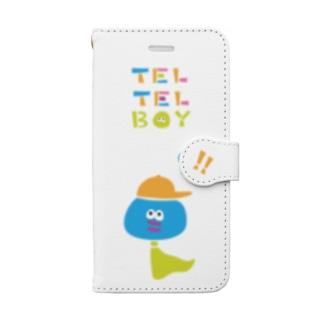 TTBG Book-style smartphone case