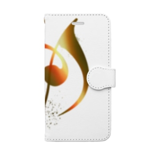 EmaVeronica コレクション Book-style smartphone case