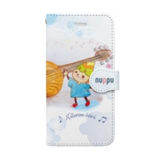 ギターの音色02 Book-style smartphone case