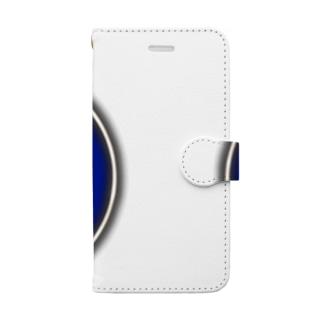 にゅうど Book-style smartphone case
