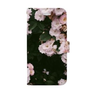 静かな場所 Book-style smartphone case