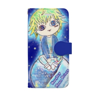 Naughty Moon Prince Book-style smartphone case