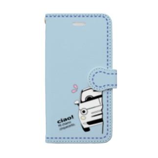 MYひょっこりちん ゆゆかiphone-2 Book-style smartphone case