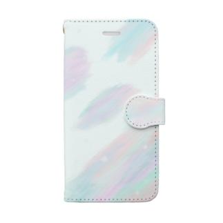 dawn(iPhone7/8/SE(第2世代)用) Book-style smartphone case